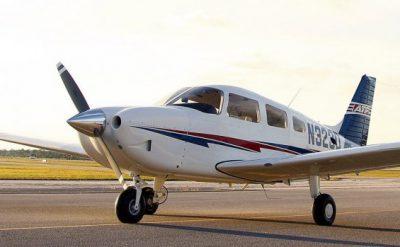 ATP Flight School Piper Archer TX