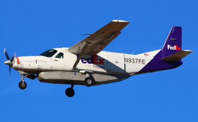 Cessna Caravan operated by Empire Airlines