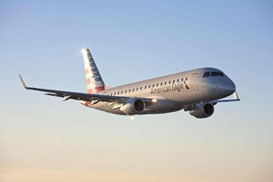 Envoy Airlines E175
