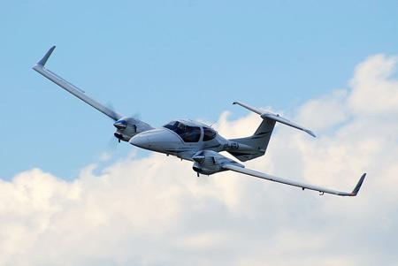 Flight Training Airplane