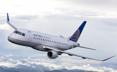United Express Embraer E175