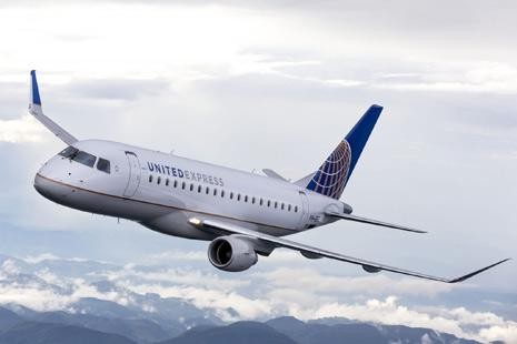 United Express Embraer E175