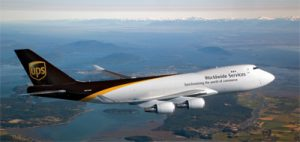 United Parcel Service 747