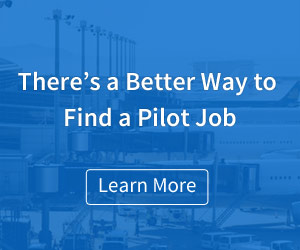 There's a better way to find a pilot job