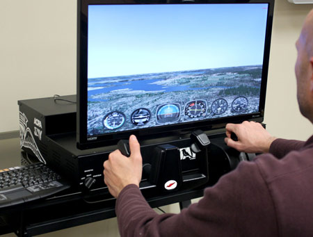 Desktop Flight Simulator