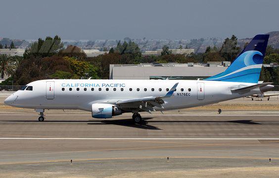 California Pacific Airlines E170