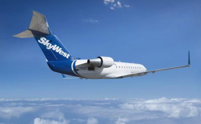 SkyWest Airlines CRJ