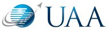 University Aviation Association Logo