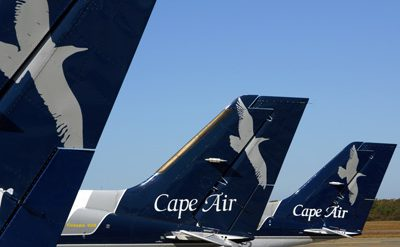 Cape Air Cessna 402 Tails