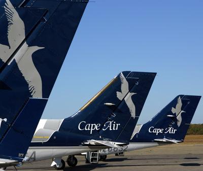Cape Air Cessna 402 Tails