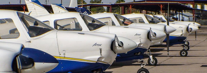 Flight School Airplanes