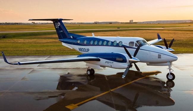 Wheels Up King Air 350