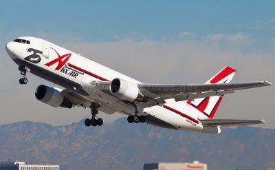 ABX Air Boeing 767
