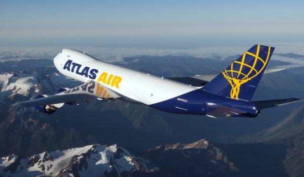 Atlas Air 747-8