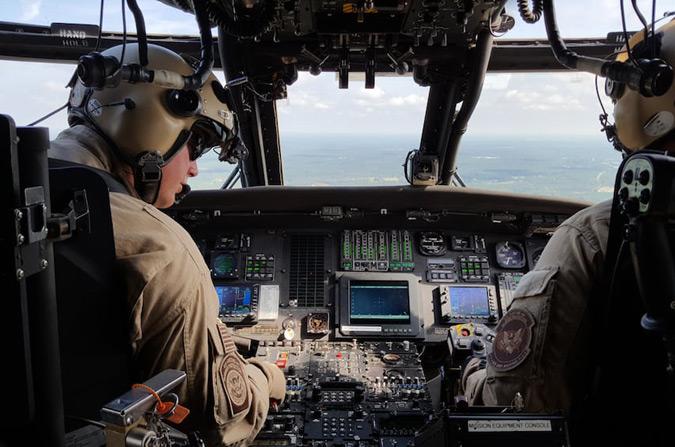 Border Patrol Pilots