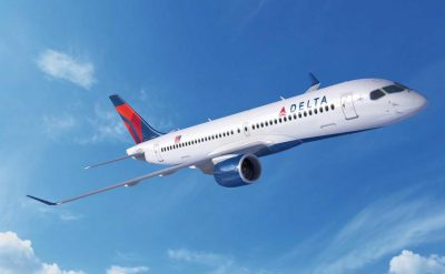 Delta Air Lines Airbus A220-300