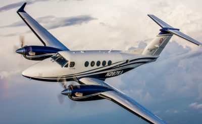 Beechcraft King Air 250