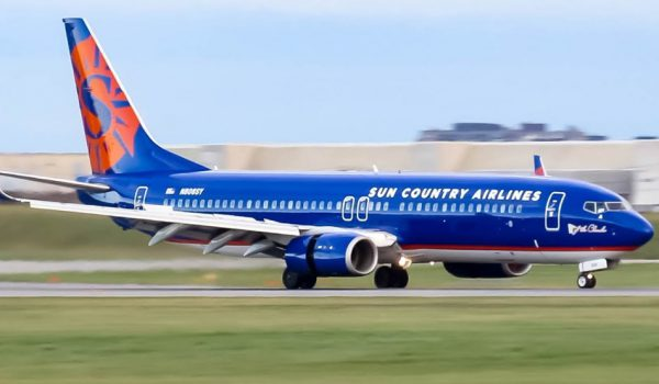 Sun Country Airlines Boeing 737