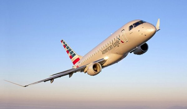 compass airlines embraer e175