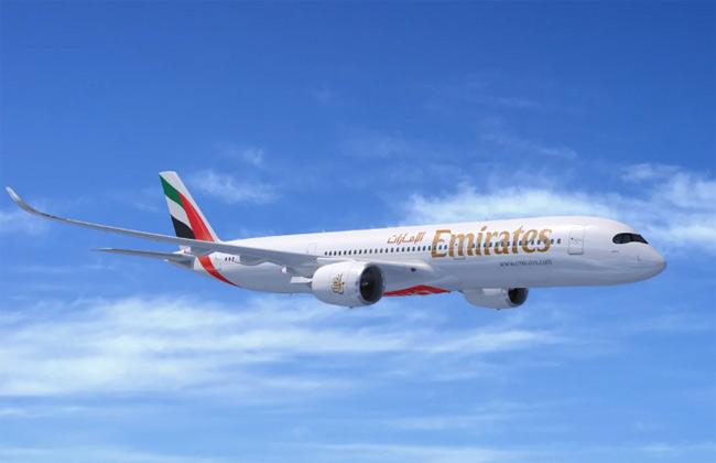 Emirates Airbus A350