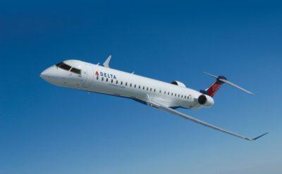 Endeavor Air CRJ900
