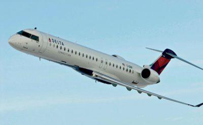GoJet Bombardier CRJ900