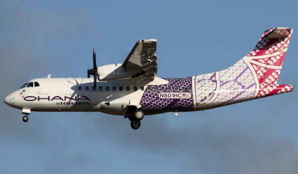 Ohana Airlines ATR42