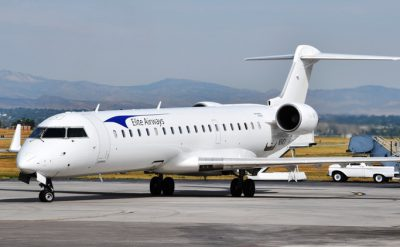 Elite Airways CRJ700