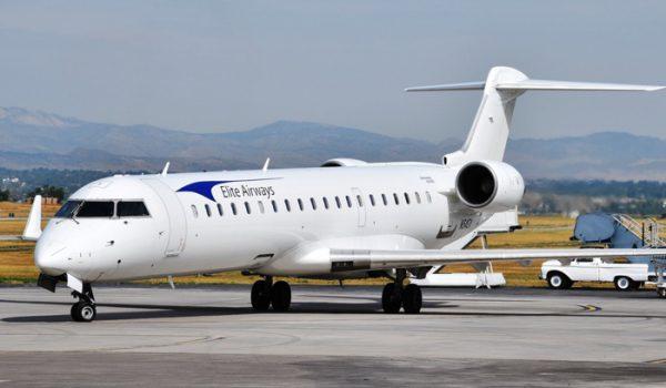 Elite Airways CRJ700