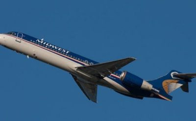 Midwest Express Airlines Boeing 717